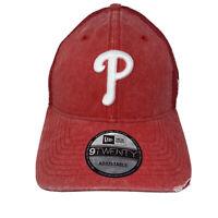 New Era PHILADELPHIA PHILLIES 9Twenty 920 Distressed Adjustable Strapback Hat