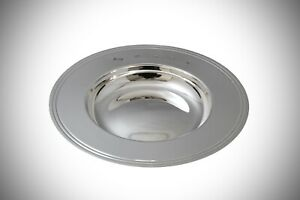 "Solid Sterling Silver 8"" AMARDA / ARMADA / JB DISH FEATURE HALLMARK"