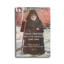 Orthodox Book Elder Arsenios the Cave-Dweller ( 1886-1983) Christianity