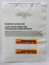 Microsoft Windows Server 2008 Terminal Services TS 5 Cal RDS HP 599195-b21