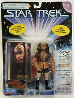 1997 Playmates Star Trek Deep Space Nine Action Figure Toy Captain Kurn Klingon
