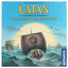 Kosmos Catan - Szenarien für Seefahrer - Die Legende der Seeräuber