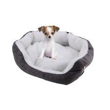 Corbeille/panier/lit gris pour chien