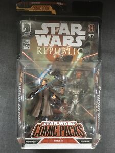 Star Wars 30th Aniversario Tac Cómic Pack Anakin Skywalker & Assassin Droid