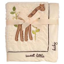 Koala Baby Giraffe Cuddle Plush Blanket Sweet Little Baby-NEW