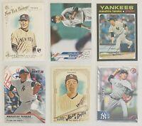 ⚾️Masahiro Tanaka 6-CARD LOT including ROOKIE 2014 Topps Allen & Ginter #235