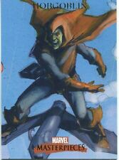 Marvel Masterpieces 2007 Base Card #36 Hobgoblin