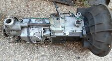 Triumph Spitfire Overdrive Gearbox and Prop
