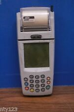 Lipman Nurit 8000S Wireless Credit Card Machine Payment Terminal As-Is
