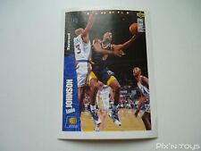Stickers UPPER DECK Collector's choice 1996 - 1997 NBA Basketball N°129
