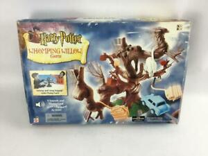 Harry Potter Whomping Willow Game Electronic Mattel 2002 New Opened Box