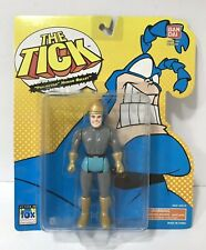 '94 The Tick Projectile Human Bullet Action Figures Bandai & Fox Kids Network