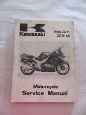 1993 1995 kawasaki zx11 ninja zzr1100 motorcycle repair manual pdf
