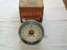 1956 Desoto Firedome Fireflite Adventurer NOS MoPar AutoLite SPEEDOMETER 1648566