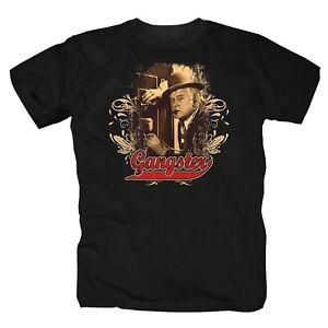 Egon Olsenbande Denmark Criminal Oldschool Gangster T-Shirt S-5XL schwarz