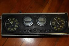 Volvo 140 142 145 GT Instrument Cluster Rallye r-sport Gauge VDO Tach