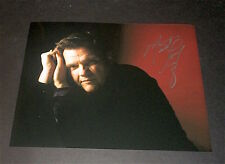MEAT LOAF  /  BAT OUT OF HELL  / SINGER  / ACTOR  /  COOL SIGNED IN PERSON PHOTO