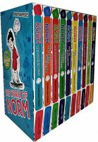 The World of Norm Collection Jonathan Meres 10 Books Box Set Children Gift Pack