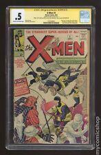 Uncanny X-Men (1st Series) #1 1963 CGC 0.5 SS 1575298001