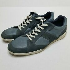 Ecco 45 Gray shoes Real Leather