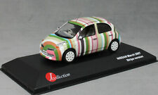 J Collection Nissan March Stripe Edition 2007 JC211 1/43 NEW Nissan Micra