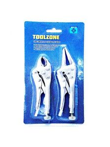 2 piece Mini Locking Pliers Useful for Intricate and Tight Access Work