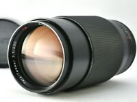 Exc+++!! CONTAX Carl Zeiss 200mm f/3.5 Tele-Tessar T* AEG MF Lens C/Y from Japan