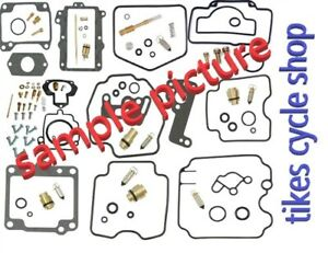 Triumph 02-05 Bonneville T100 02-07 America Speedmaster Carb Repair Kit 18-2457