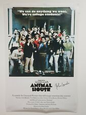 Animal House movie poster SIGNED!!!!