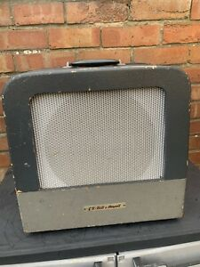 Vintage GB Bell& Howell Projector Speaker