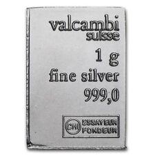 Valcambi Certified Bullions