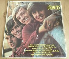 The Monkees ‎– The Monkees: Vinyl LP. RCA Victor ‎– RD-7844, UK. 1967. VG+ / G