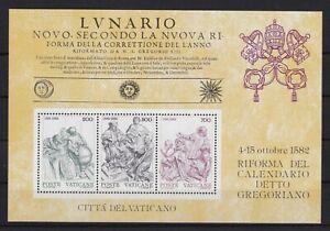 1972 FOGLIETTO n.4 - Calendario Gregoriano - Francobolli Nuovi, Integri MNH **