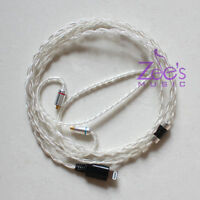 iPhone 6 6s 7 8 X Lightning to Shure MMCX SE846 535 425 315 215 Upgrade Cable