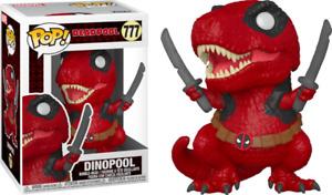 Deadpool - Dinopool 30th Anniversary Pop! Vinyl #777 - NEW