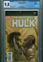 Incredible Hulk 98 CGC 9.8 Planet Hulk Thor Ragnarok Caiera Warbound Korg Miek