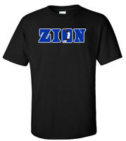 "BLACK Zion Williamson Duke Blue Devils ""Zion""  T-Shirt"
