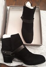 Hudson AYELEN 2 Suede Ankle Boots Size 5  new