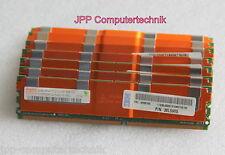 16GB 8 x 2GB RAM für DELL Precision T5400 667Mhz FB DIMM DDR2 Speicher Hynix