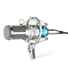 Neewer NW800 Microphone Set:NW-800 Microphone+Shock Mount+Foam Cap+Power Cable