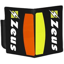 Zeus Schiedsrichter Fußball Spiel Notiz Fußball Karten Set mit Bleistift schwarz