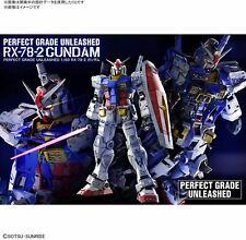 Bandai Perfect Grade 1/60 Unleashed RX-78-2 Gundam Plastic Model