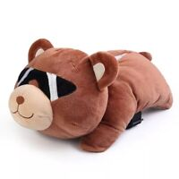 Animal Car Tissue Box Bedroom Plush Toy Paper Holder Cover Home Car Holder