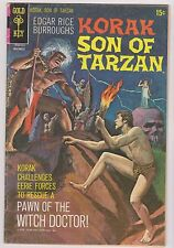 Korak Son of Tarzan #38, Fine Condition'