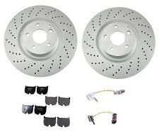 NEW Mercedes W219 W211 CLS55 AMG E55 AMG High Value Complete Front Brake KIT