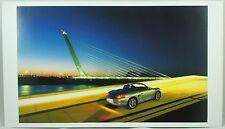 Porsche Silver Boxster Car Photo Print Sportscar Poster