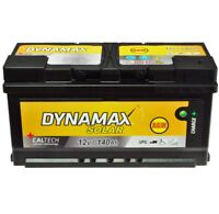 AGM Solarbatterie USV 140Ah Dynamax Wartungsfrei Notstrom statt 120Ah GEL