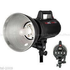 200W Studio Flash Head Monolight Fan Cool Strobe Nude Baby Portrait *2y UK warra