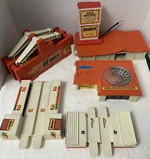 Vintage Hot Wheels Red Line Sizzler Lot Speedometer Lap Counter Speed Brake More