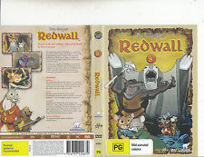 Redwall:Brian Jacques:Volume 8-1999-TV Series France-4 Episodes-DVD